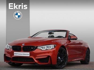 tweedehands BMW M4 Competition Cabrio