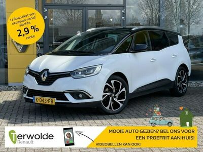 tweedehands Renault Grand Scénic SCÉNIC1.3 TCe Intens 7p. | Panorama Dak | LED Koplampen | Camera | 8,7 Groot Beeldscherm! | Climate Control | Cruise Control |