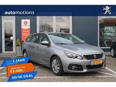 tweedehands Peugeot 308 1.2 PureTech 130pk BL Premium NAVI | CLIMA | BT