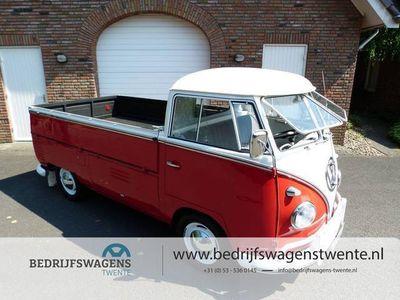tweedehands VW Transporter T1 Pick-up 1961 Split Window Model 261 VW GECERTIFICEERD! UNIEK IN NEDERLAND !!!