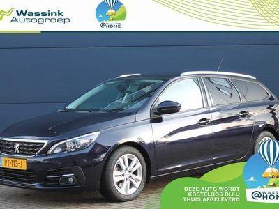 tweedehands Peugeot 308 1.6 hdi 115pk BL Executive *all seasons/DAB+/navi*