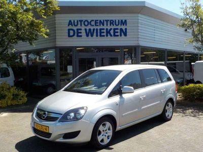 tweedehands Opel Zafira 1.6 111 YEARS EDITION 7 PERSOONS AIRCO TREKHAAK CR