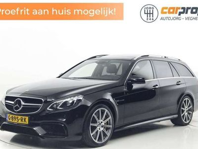 tweedehands Mercedes E63 AMG Estate S 4MATIC Keramisch Carbon Panorama 360 Came