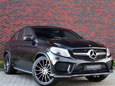 "tweedehands Mercedes GLE350 Coupé 350D 4MATIC *63AMG pakket*360 camera*22""*"