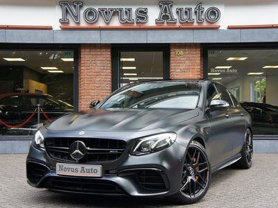 tweedehands Mercedes S63 AMG E-KLASSEAMG 4Matic Premium Plus Keramisch / Burmester 3D / Black line