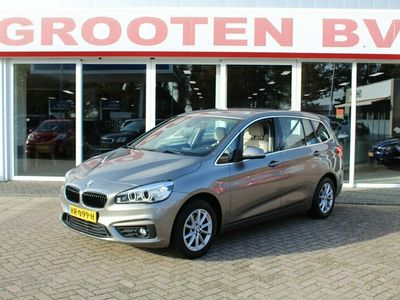 tweedehands BMW 216 2 Serie Gran Tourer d Corporate Lease Essential 7p.