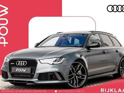 tweedehands Audi RS6 Avant 4.0 TFSI 560pk Tiptronic Quattro Pro Line Plus + Keramisch + Carbon Pakket