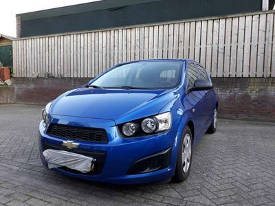 tweedehands Chevrolet Aveo 1.2 LS