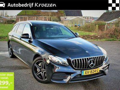 tweedehands Mercedes E220 Estate d Business Solution AMG ///AMG Pakket * Pan