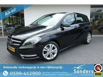 tweedehands Mercedes B180 CDI / Navigatie / Parkeersensoren/ Xenon/ Stoelverwarming/ 17 inch