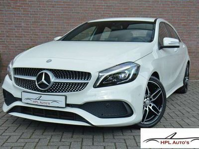 tweedehands Mercedes A180 122pk Ambition AMG * Leer * Xenon * Navi * Cruise
