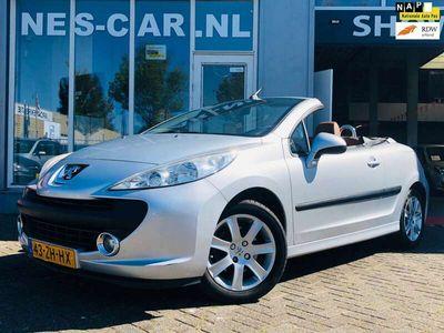 tweedehands Peugeot 207 CC 1.6 VTi Cabrio, Vol Leer, PDC, Nette Staat!!