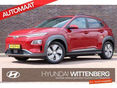 tweedehands Hyundai Kona EV Premium 64 kWh | MY 2020 | Schuifdak | Leder |