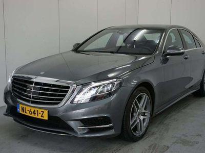 tweedehands Mercedes S350 BlueTEC Prestige Plus BTW AUTO / AMG LINE / LUCHTV