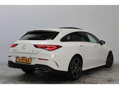tweedehands Mercedes CLA250 Shooting Brake CLA-KLASSE Shooting Brake4MATIC Premium Plus Line: AMG / Automaat *Stardeal*