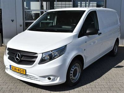 tweedehands Mercedes Vito 114 CDI 136 PK GB L1 H1 EU5 | Airco, Cruise Contro