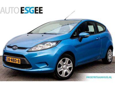 tweedehands Ford Fiesta 1.25 60PK Limited