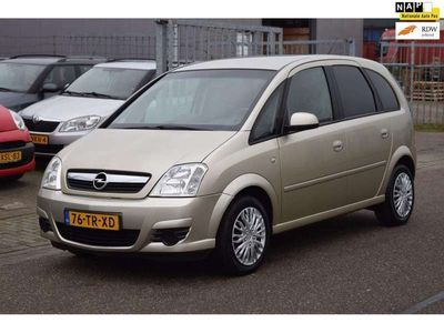 tweedehands Opel Meriva 1.8-16V Business   Clima   Navi   Cruise   APK 9-2021