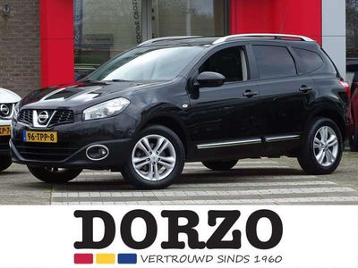 tweedehands Nissan Qashqai +2 2.0 140pk Optima