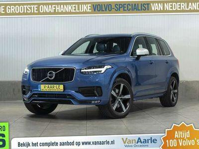 tweedehands Volvo XC90 Euro6 D5 AWD Aut. R-Design PRIJS INCL.BTW Leder Na