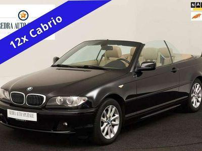 tweedehands BMW 318 Cabriolet 318Ci Executive, NL auto, geheel origin