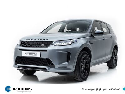 tweedehands Land Rover Discovery Sport P200 2.0 R-Dynamic Launch Edition Black Pack, Digitaal Drivers Display Nieuwwaarde: €74.869,-