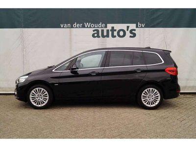 tweedehands BMW 216 Gran Tourer 2-SERIE d High Executive -LEER-PANO-LED-