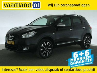 tweedehands Nissan Qashqai 1,6 Connect Edition