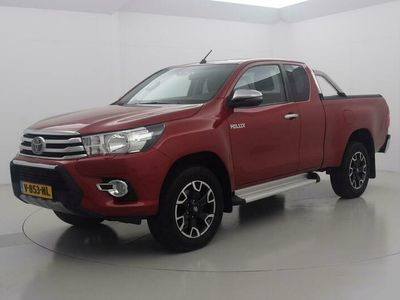 tweedehands Toyota HiLux 2.4 D-4D-F Xtra Cab Professional