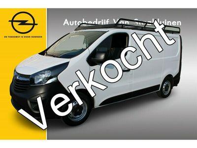 tweedehands Opel Vivaro 1.6 CDTI L1H1 Edition Airco| Cruise Controle| Parkeersensoren| Bluetooth| 2900GVW| Dealer auto