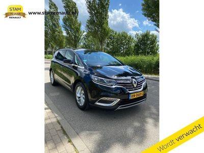 tweedehands Renault Espace TCe 200pk Dynamique Glazen dak, R-link, Climate, Led, Camera, Park. sens., 18''