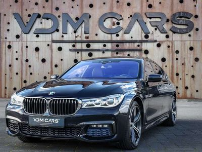 tweedehands BMW 750 750 d xDrive High Executive | M-Sport | Harman Kard