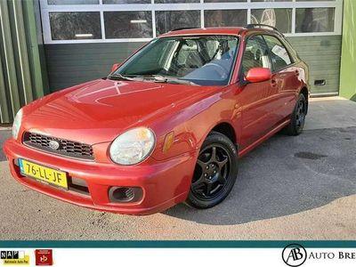 tweedehands Subaru Impreza Plus 1.6 TS AWD | Airco | LMV | NAP