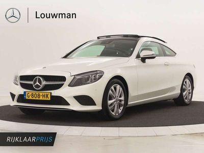 tweedehands Mercedes C200 Coupé Premium Plus Pack | Automaat | Panoramadak |