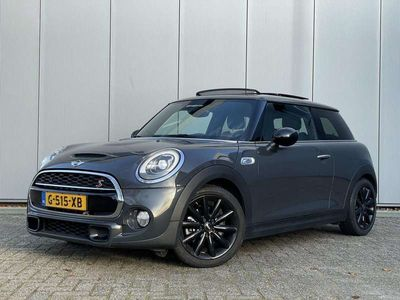tweedehands Mini Cooper S 2.0 192PK Chili Serious Business + lederen bekledi