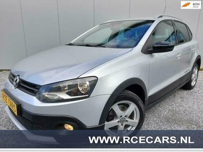 """tweedehands VW Polo Cross 1.2 AIRCO CRUISE/CONTR PDC STOEL/VERW LM15"""""""