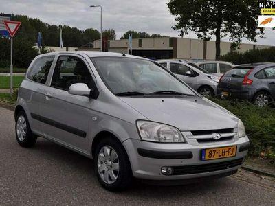 tweedehands Hyundai Getz 1.3i GLS AUTOMAAT / AIRCO / STUURBEKRACHTIGING / nieuwe APK / 92.096 km NAP / ZEER NETTE STAAT