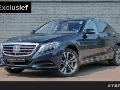 tweedehands Mercedes S600 S-KlasseLimousine Lang Automaat | Panoramadak | Distronic Plus | Memorypakket | Keyless-Go | Burmester