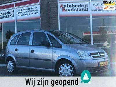 tweedehands Opel Meriva 1.6-16V Essentia - Airco - Έlectric ramen - NIEUWE APK
