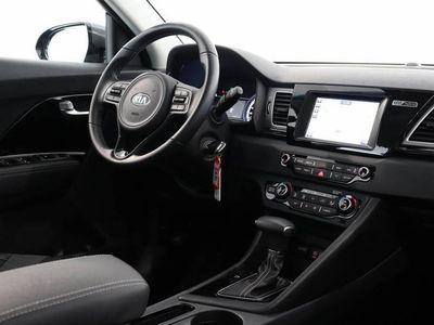 tweedehands Kia Niro 1.6 GDi Hybrid DynamicLine   Navigatie   Zondag Open!