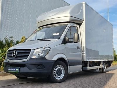 tweedehands Mercedes Sprinter 316 cdi, laadbak, laadkl