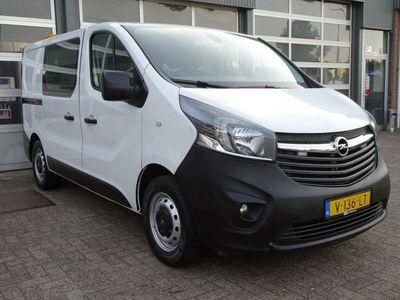 tweedehands Opel Vivaro 1.6 CDTI L1H1 146pk Airco Trekhaak Camera Parkeerh