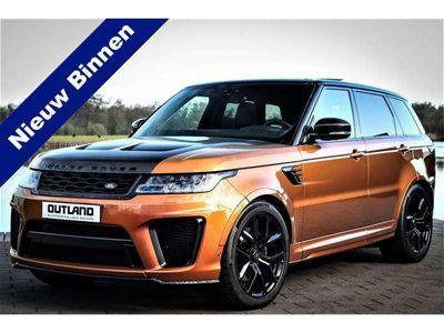 tweedehands Land Rover Range Rover Sport SVR NP. € 236.058