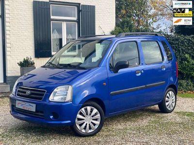 tweedehands Suzuki Wagon R+ 1.2 Comfort/Elek-ramen/Dealer onderhouden/134DKM!