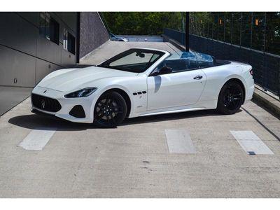 tweedehands Maserati GranCabrio 4.7 MC Sportline ~Munsterhuis Sportscars~