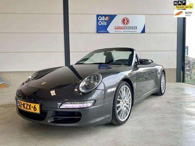 tweedehands Porsche 911 Carrera 4S Cabriolet 997 Cabrio 3.8 997 | PCCB | PSE |
