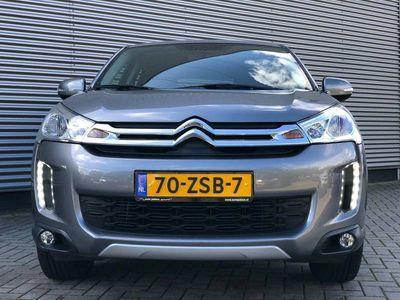 tweedehands Citroën C4 Aircross 1.6i 115PK 2WD TENDANCE NAVI AIRCO TREKHAAK