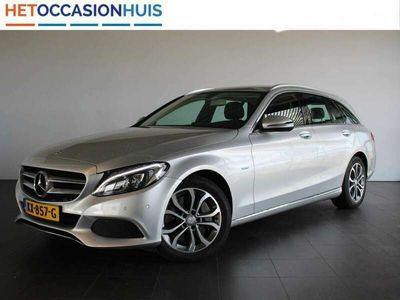 tweedehands Mercedes C350e PLUG-IN HYBRID 279pk 7G-TRONIC Lease Edition Exc