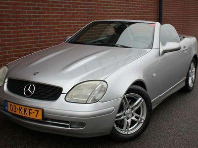 tweedehands Mercedes SLK200 ZEER NETTE STAAT R170