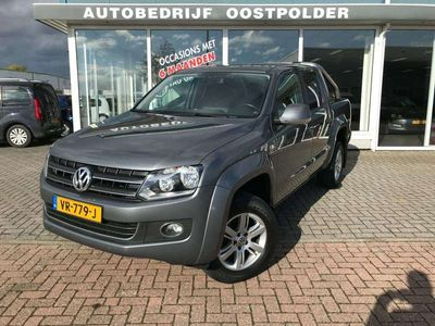 tweedehands VW Amarok 2.0 TDI Plus Highline BlueMotion